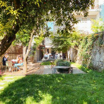 Hotel mit Garten in Porto mit Kindern - diese familienfreundliche Unterkunft in Porto wird euch gefallen