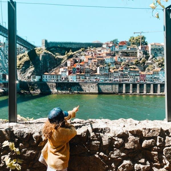 Entdeckt die schönsten Plätze Portos mit euren Kindern