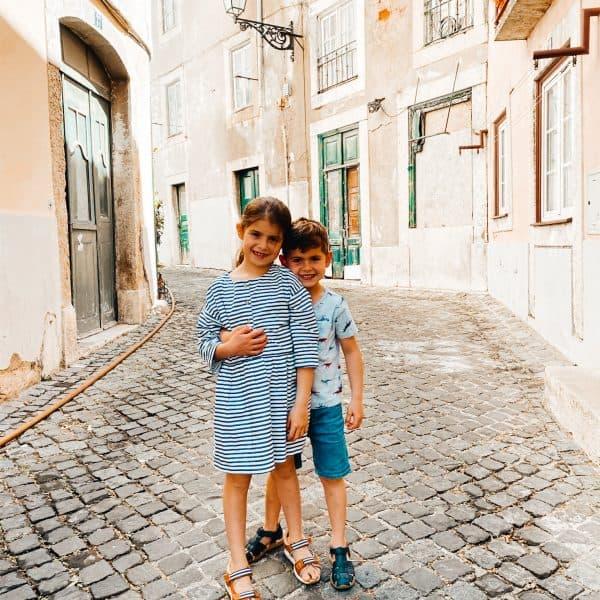 Stadttour durch Lissabon mit Kindern