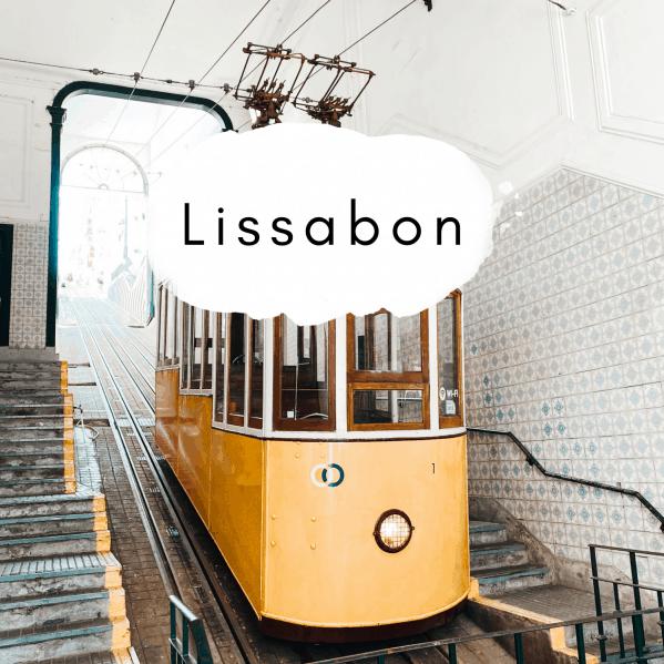 Urlaub in Lissabon mit Kindern - unsere Tipps