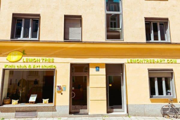Lemon Tree Art Studio - Kunstkurs mit Kinderbetreuung in München