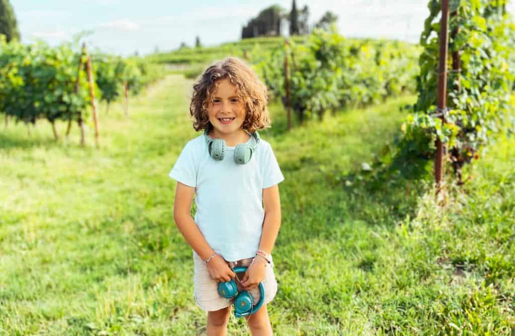 Erfahrung POGS Kinderkopfhörer - unser liebster Reisebegleiter zum bequem Reisen mit Kindern