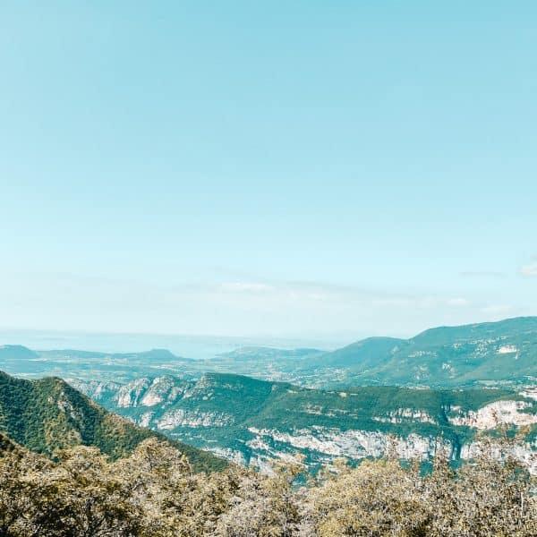 Gardasee mit Kindern - Auslfug zum Wasswerfallpark in Molina