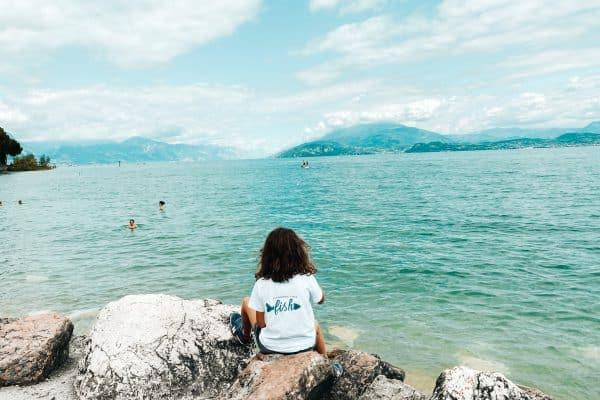 Gardasee mit Kindern - entdeckt familienfreundliche Restaurants, Hotels, Bademöglichkeiten für Kids und Ausflugsziele