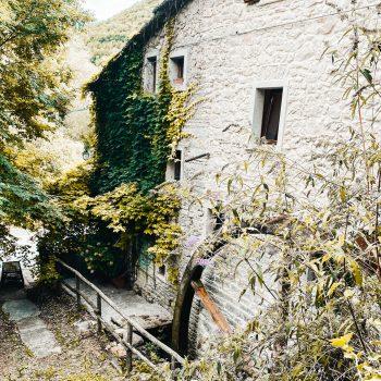 Garasee mit Kindern - Übernachtungstipp und Ausflugsziel - die Mühlen in Molina