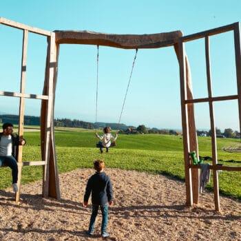 Waldcafé im Allgäu mit Kindern - der perfekte Ausflug für Familien im Allgäu